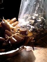 みつ吉ンちのメカブ&茹で稚貝