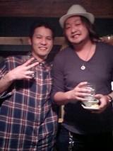 Tossy&ヤス〜!!!