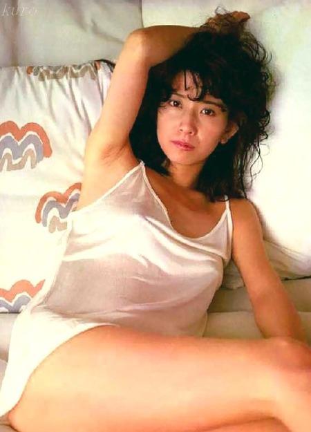 大場久美子(65)