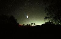 ヒュッテ資料_ヘールボップ彗星