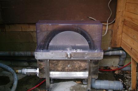 ヒュッテ資料_2012年小水力発電実験プラント設置