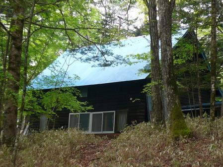 ヒュッテ資料_2007年屋根葺き替え外壁塗装