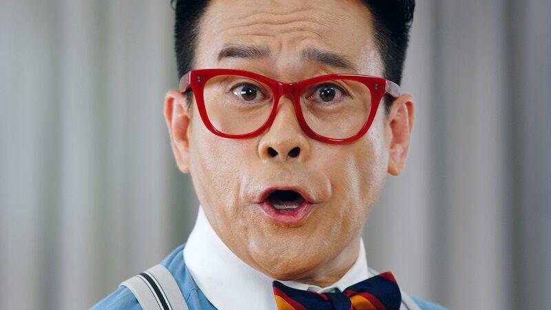 宮川さんがダンスの先生で登場