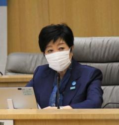 小池百合子知事、過労で入院 1週間程度の静養が必要