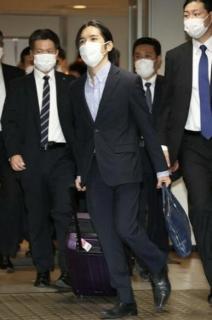 小室圭さん、自宅で隔離生活 突然の変更に警察関係者「本当にうんざり」