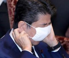 """血税115億円がムダに  """"アベノマスク""""未配布で8200万枚在庫"""