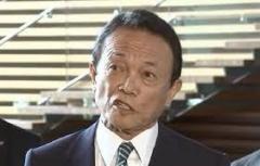 自民党副総裁に麻生太郎氏を起用へ