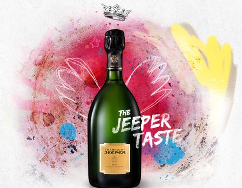 ジーパー   シャンパン