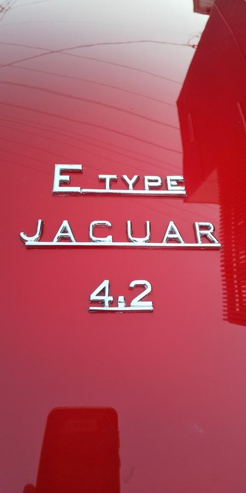 ジャガーEタイプ5