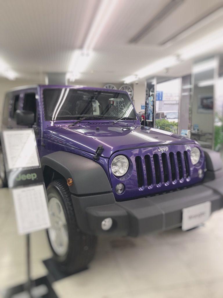 18年06月 ジープ池袋 Jeep A Gogo