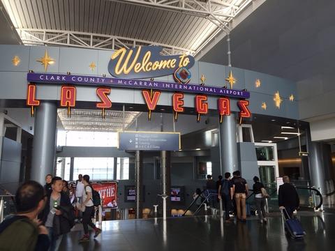 ベガス 空港写真2-2