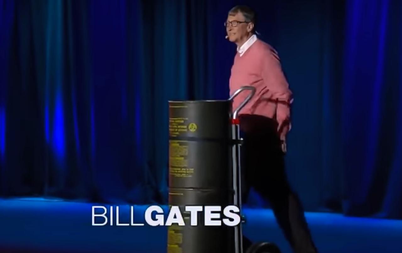 予言 ビルゲイツ