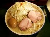 燕三郎 大盛+味玉
