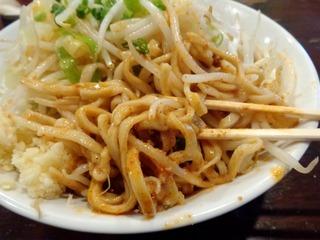 ジャージャー麺ゾーン