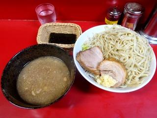 西台 塩つけ麺