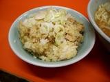 豚めし(店内ver.)