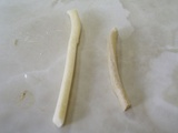 2本の生麺