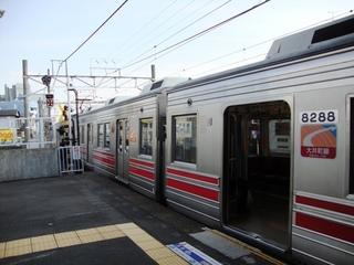 戸越公園駅1
