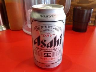 生ビール(缶)