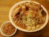 ラーメン(野菜ニンニクアブラ)