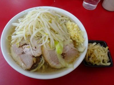 ラーメン+千切生姜