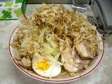 辰醤油らーめん(試作麺)