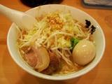 ド・魂麺+味玉