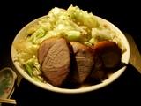 期間限定想麺 夢 豚W(二郎インスパイア チャカ風)+味たま