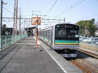 川崎新町駅1