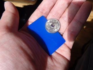 食券と50円玉