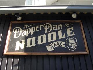 Dapper Dan NOODLE