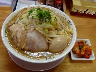 ラーメン(小)withキムチ