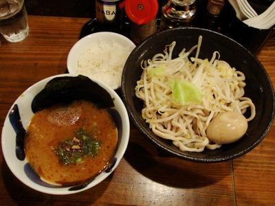 つけ大麺+半ライス