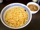 冷やし油そば+スープ