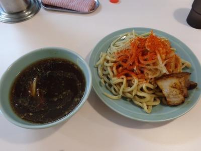 生郎つけラーメン+極太麺変更