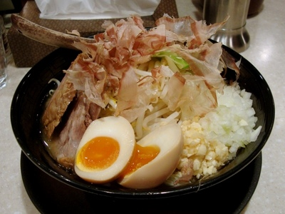 勘九郎醤油+味付け玉子