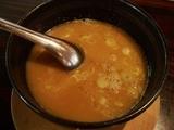 スープ投入