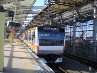 東小金井駅1