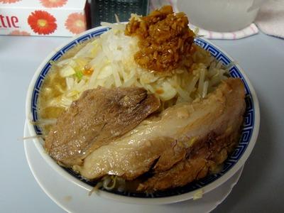 醤油ふじ麺