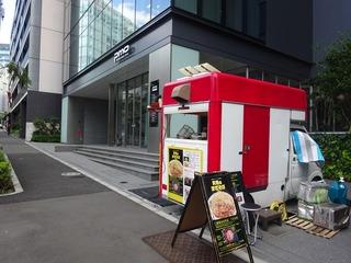 PMO渋谷ビル前