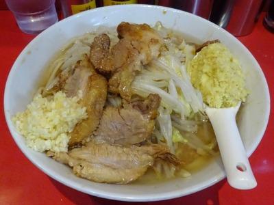 ミニラーメン+ショウガ