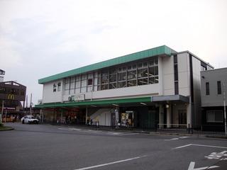 北松戸駅2