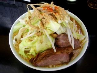 味噌ぶた麺 中盛
