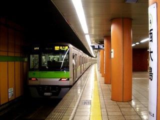 西大島駅1
