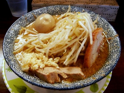 ふえ郎ラーメン+タマゴ