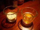 粉チーズ+生たまご