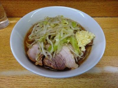 小(麺少なめ)