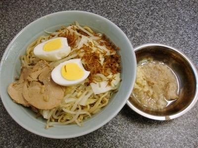 和え麺(正油)