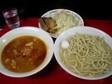 小つけ麺(あつもり)