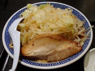 黒ふじ麺アップ